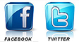 Contact me on Facebook and Twitter